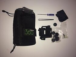 Freedom360 Go Pro Vr Rig With 6x Gopro Hero 3+black Cameras,sd Cards And Extras
