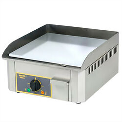 Equipex Pcc-400 15 Electric Griddle -thermostatic, Mirror Chrome, Pcc-600 23