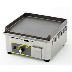 Equipex Pse-400 15 Electric Griddle -thermostatic, Cast Iron, Pse-600 23