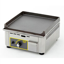 Equipex Pse-400 15 Electric Griddle -thermostatic Cast Iron Pse-600 23