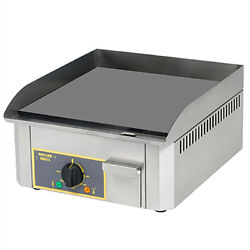 Equipex Pss-400 15 Electric Griddle -thermostatic Cast Iron 600 23 900 35