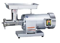 Thunderbird Tb-400e Stainless Steel No.22 1.5hp Meat Grinder New