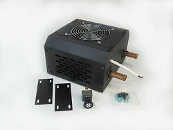 Compact Heater, Dual Outlet, Hot Rods, Street Rods And Classic Vehicles Ip-166h