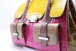 Fashion Women's Luxury Exotic Skin Bag Ladies Handbags ToteShoulder  New