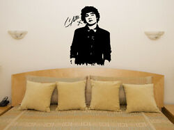 Liam Payne One Direction 1d Children's Bedroom Decal Wall Art Sticker Picture