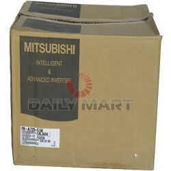 Brand New In Box Mitsubishi Fr-a820-5.5k Inverter Replacement Fit Fr-a720-5.5k