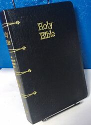 Nelson 1971 Nab Side Compact Margin Reference Bible New American Catholic 9053