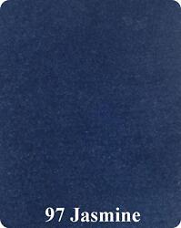 24 Oz Cut Pile Marine Outdoor Bass Boat Carpet - 8.5and039 X 20and039 - Jasmine Royal Blue