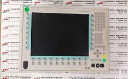 SIEMENS SIMATIC PANEL PC 870 6AV7705-3CA40-0AA0