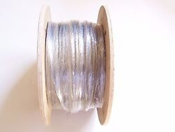 304 Stainless Steel Wire Rope Cable, 5/16, 7x19, 250 Ft Reel. Made In Korea