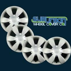 2007-2011 Toyota Camry Style 16 Replacement Hubcaps Wheel Covers 429-16s Set/4