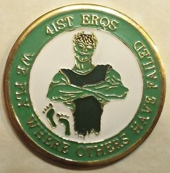 41st Expedtionary Rescue Squadron Pararescue Pj Oef Air Force Challenge Coin