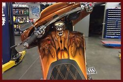 Indian Motorcycle Andndash Stampede Series Stretched Tank Kit 2014 To Present Classic