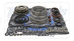 Fits Ford 5r55w 5r55s Transmission Overhaul Rebuild Kit 02-on Mercury Lincoln