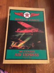 Wings Of Texaco Airplanes 1 Through 11 Plus Through Special Edition 2000