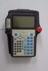 1pcs Used Fanuc A05b-2301-c371 Robot Teach Pendant In Good Condition