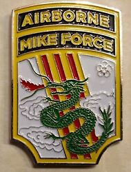 5th Special Forces Airborne 2nd Bn Commanders Army Challenge Coin