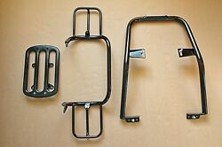 A Guard Protection Set And Fender Rack For Sidecar Motorcycle Ural. New