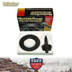 Motive Gear 3.70 Diff Gears Ford 9 10 Bolt Crown Wheel And Pinion Performance Set