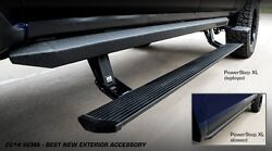 Amp Research Powerstep Xl Running Boards For 13-17 Dodge Ram 2500 3500 Mega Cab