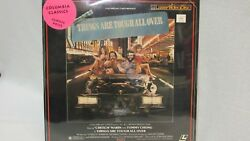 New Sealed Cheech And Chong's Things Are Tough All Over Laserdisc Extended Play