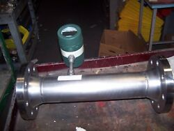New Delta 4 Stainless Mass Flow Meter Tm60nx-004-sd-am-s6-le-ds-dc-00