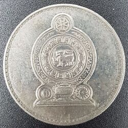 Sri Lanka 1 And 2 Rupee Coins Circulated Choose Your Year And Denomination.