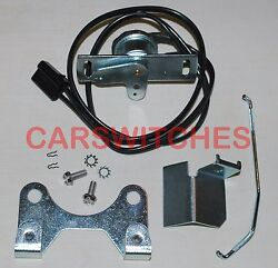 1965 1967 Pontiac Gto 4 Spd Muncie Mt Trans Backup Light Switch And Brk. Combo Kit