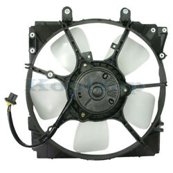 93 94 95 Mazda 626 W/automatic Trans. Radiator Engine Cooling Fan Motor Assembly