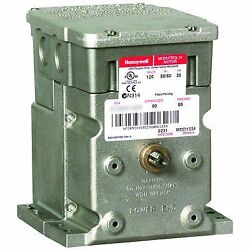 Honeywell M7284a1038 M7284a1038 120v Non-spring Return Foot Mounted