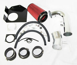 For 97-03 Ford F150 Expedition 4.6l 5.4l V8 Red Filter Air 4 Intake Kit