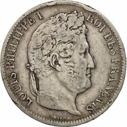 [19738] France Louis-philippe 5 Francs 1831 Limoges Vf30-35 Silver