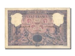 [23848] France 100 Francs 100 F 1888-1909 And039and039bleu Et Roseand039and039 1897 Km 65b...