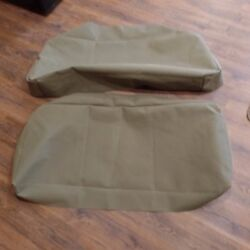 Seat Cover Kit