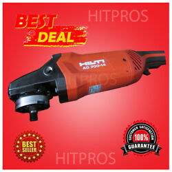 Hilti Angle Grinder Ag 700-14d, Brand New, Fast Shipping
