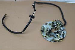 1972-1977 Suzuki Gt550 Contact Breaker Points Ignition Plate Sscb1