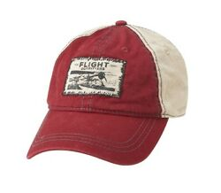 Flight Outfitters Seaplane Hat Fo-sph100-r