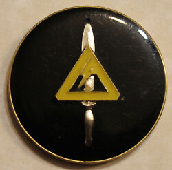 Delta Force Special Forces Combat Applicaiton Gp Cag T-1 Csm Army Challenge Coin