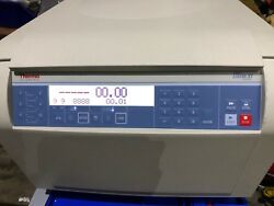 Thermo Fisher Sorvall Legend X1 Centrifuge & Fiber Lite F15-6x100y Rotor 230VAC