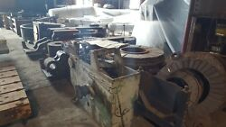Ajax National Forging Press  Upsetter Spare Parts For Sale (See List)
