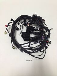 Ebr Erik Buell Racing 1190rs Motorcycle Wire Harness Y0200.1b6 Rev A