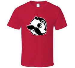 National Bohemian T Shirt Tee Natty Bow Beer Mr. Boh American Gift New From Us