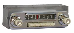 1962 Ford Early Fairlane Am Fm Stereo Bluetoothandreg Radio Not In Stock 12+ Wks