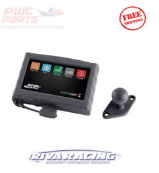 Riva Maptunerx Water-resistant Silicone Case Cover Black Ram Mount Ball 01-mt041