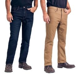 NEW Weatherproof Vintage Men's Fleece Lined Jeans Variety of Sizes and Colors