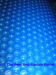 New 7' X 7' Spa Hot Tub Solar Thermal Floating Bubble Cover Blanket 7'x7' Square