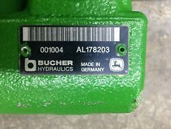 AW178203 John Deere Mid Mount Control Valve 6000 and 7000 series tractors