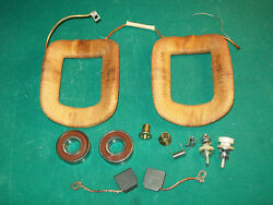 Delco Remy Generator Field Coil Kit 12 Volt 30-35 Amp Cw 1102264 Chevy And Gm