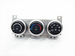 2007-2009 Nissan Sentra AC Climate Temperature Control Panel Unit Switch OEM NEW
