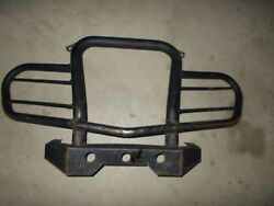 2007 Can Am Outlander 500 HO Front Metal Push Bumper Grill